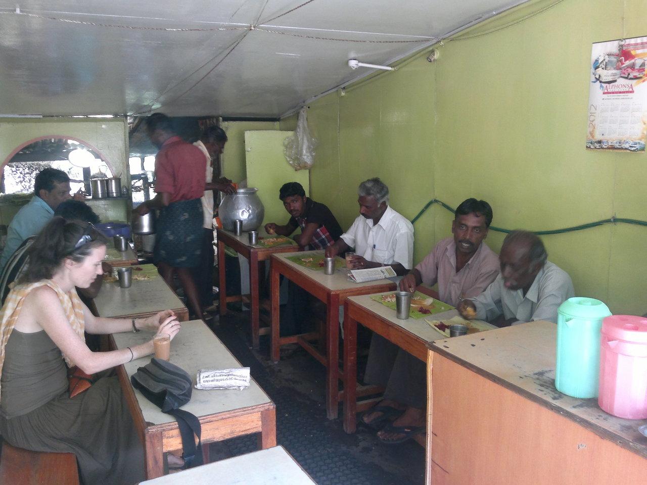 unser Restaurant der Wahl, 1A Chai