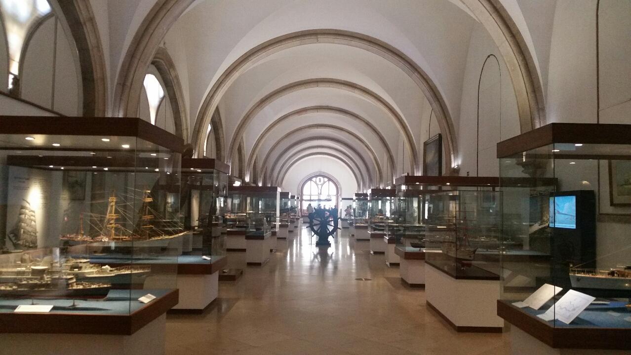 Museu da Marinha im Mosteiro dos Jerónimos