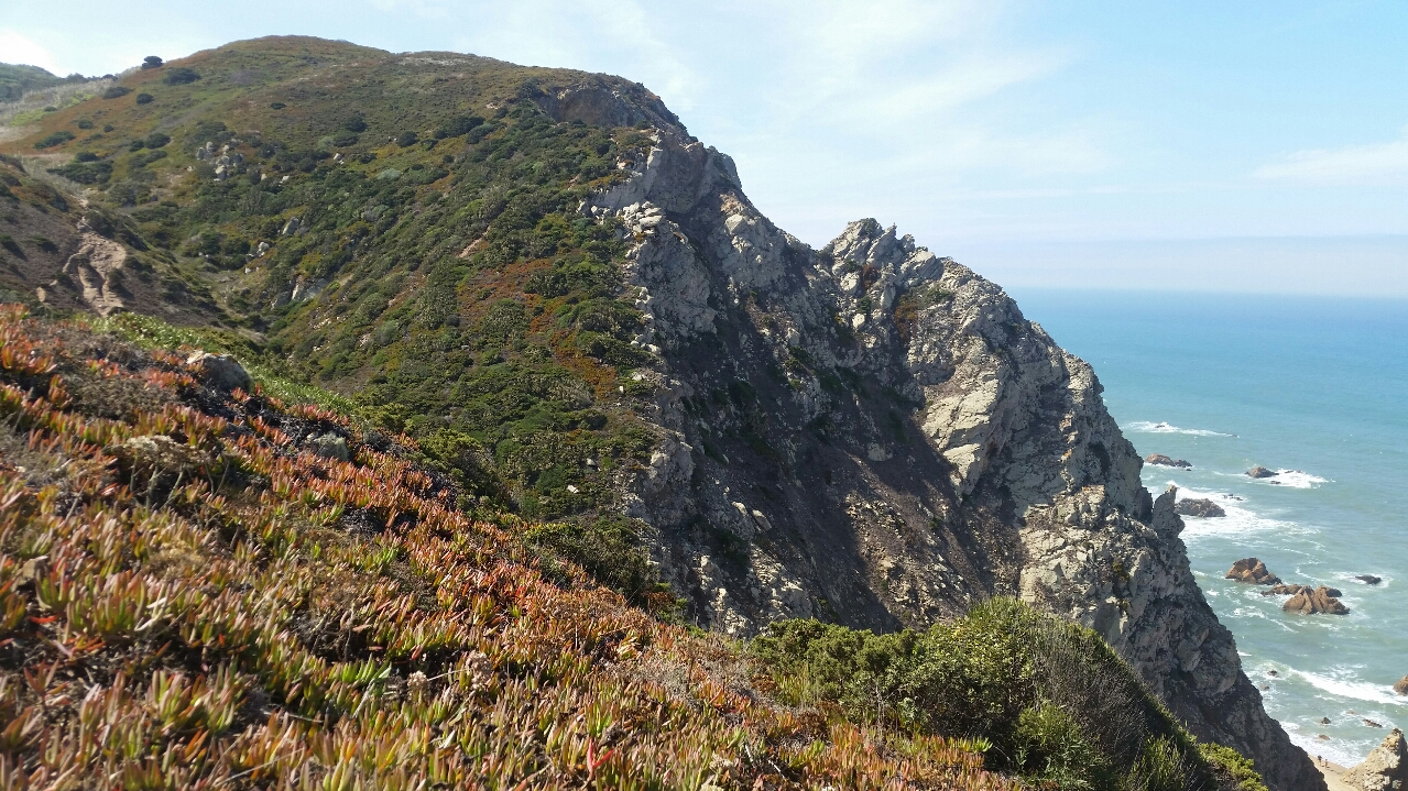 Wanderweg zwischen Cabo da Roca und Azenhas do Mar