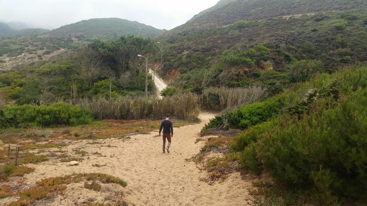 Sandwanderweg